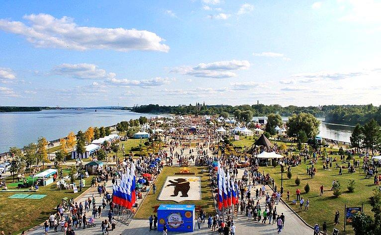 Празднование 1010-летия Ярославля