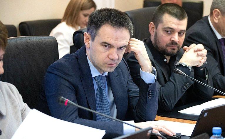 Мурат Хапсироков иСергей Мамедов