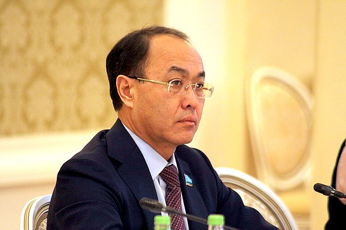 Совместное заседание Комитета СФ помеждународным делам, Комитета СФ пообороне ибезопасности иКомитета помеждународным отношениям, обороне ибезопасности Сената Парламента Республики Казахстан
