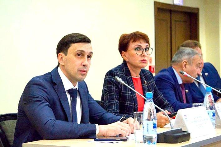 Татьяна Кусайко приняла участие всовещании поактуальным вопросам поддержки малого исреднего бизнеса вКировской области