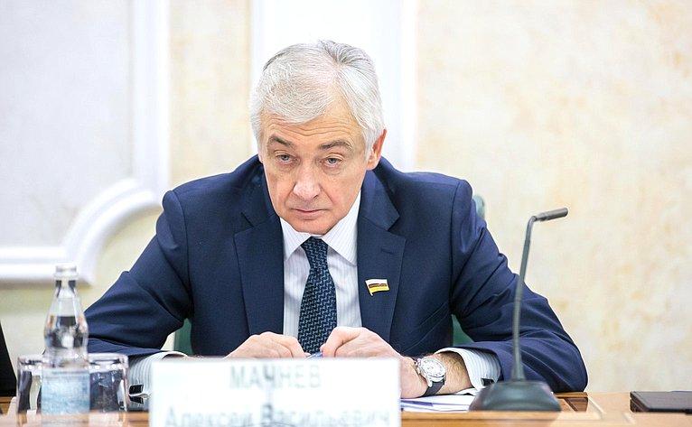 Алексей Мачнев