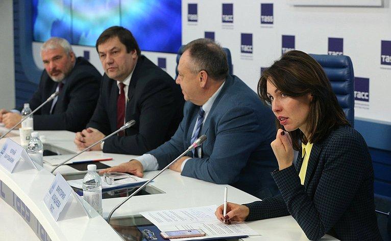 Игорь Фомин принял участие впресс-конференции, посвященной изменениям взаконодательстве отуризме