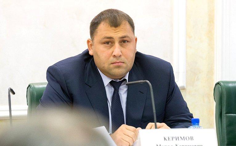 М. Керимов