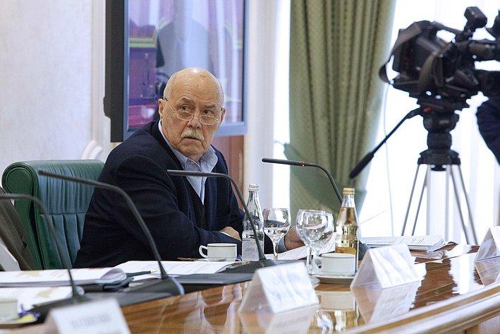 3.2.14 Заседание Совета законодателей-15 Говорухин