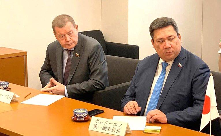 Иван Кулабухов иВладимир Полетаев
