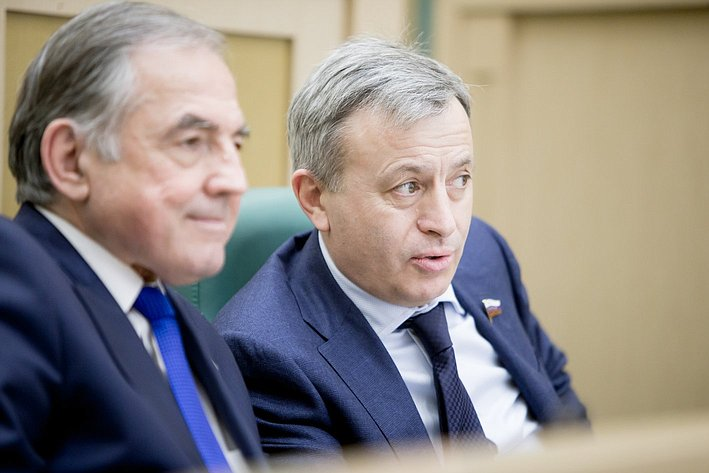 368-е заседание Ульбашев