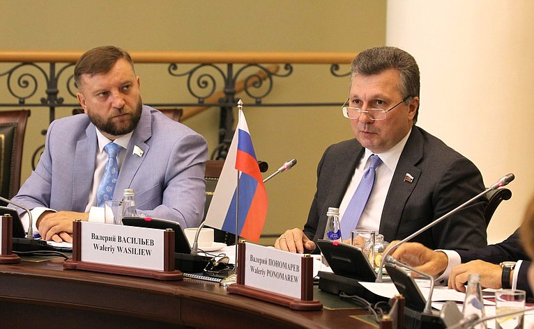 Алексей Кондратьев иВалерий Васильев