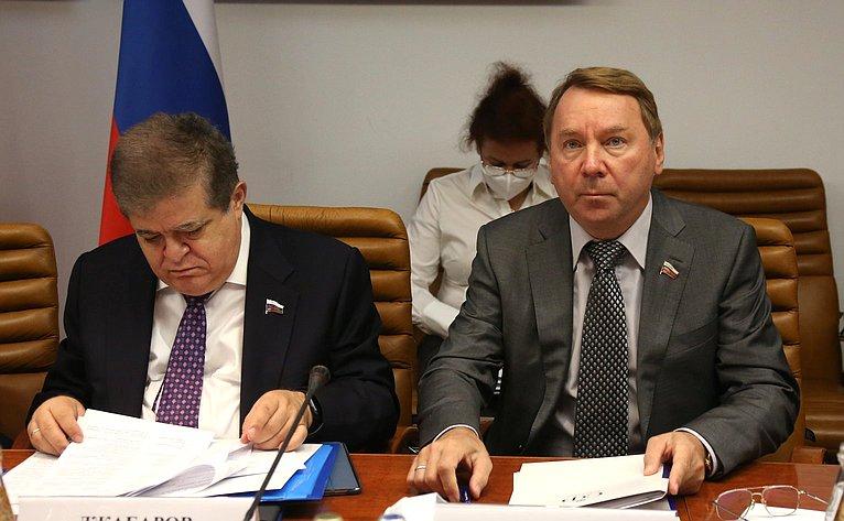Владимир Джабаров иВладимир Кожин