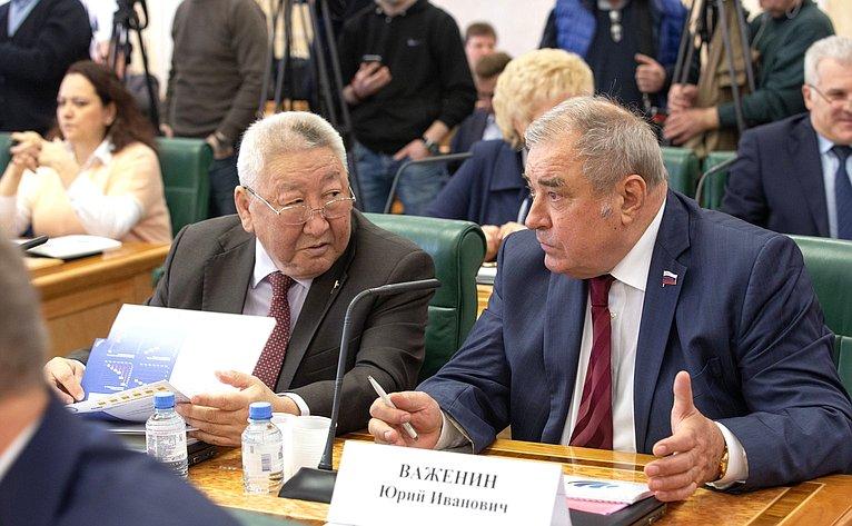 Егор Борисов иЮрий Важенин