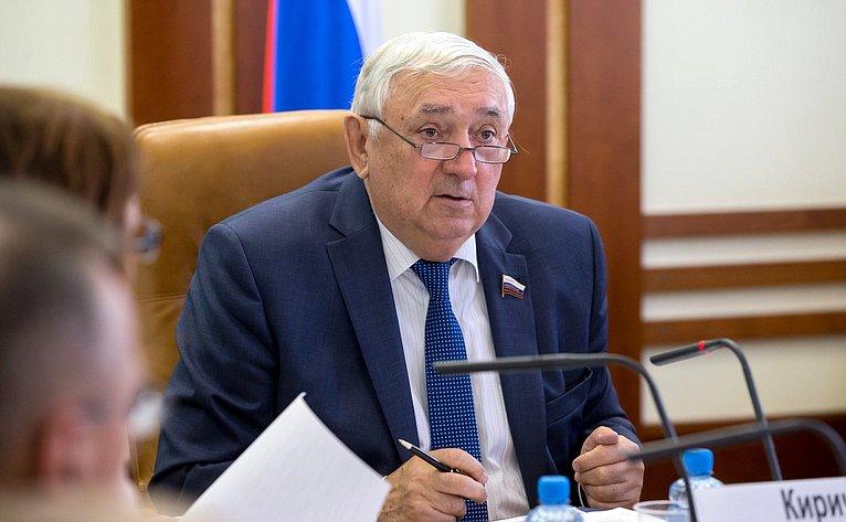 С. Киричук