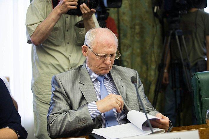Заседание Комитета общественной поддержки Юго-Востока Украины-8