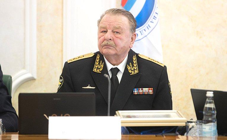 В. Попов