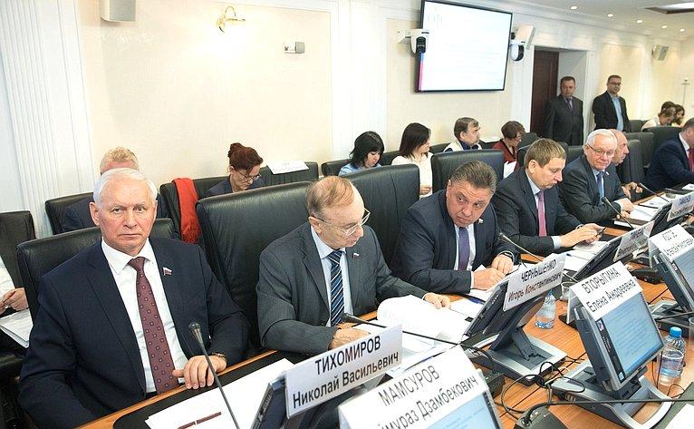 Семинар-совещание натему «Актуальные вопросы контроля инадзора задеятельностью органов идолжностных лиц МСУ поосуществлению их полномочий всфере межнациональных отношений»