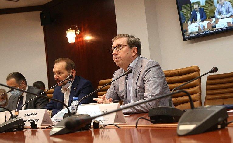Сергей Белоусов иАлексей Майоров