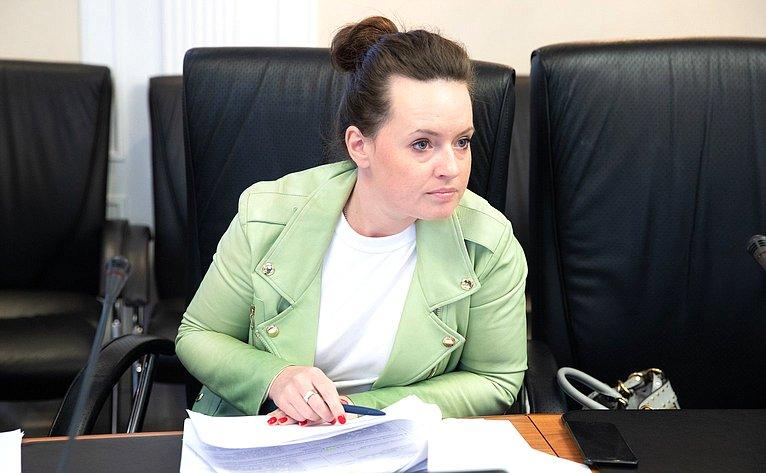 Заседание рабочей группы помониторингу принятия нормативно-правовых актов Министерством природных ресурсов иэкологии РФ