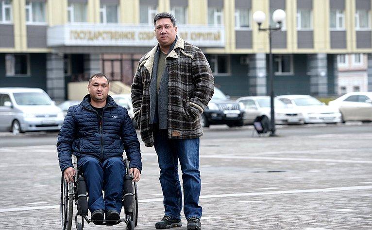 Владимир Полетаев иАлександр Телёсов