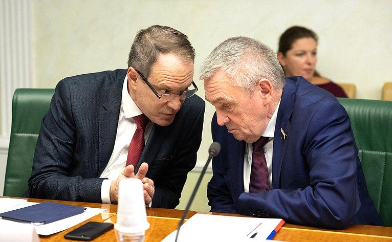 Александр Башкин иВладимир Бекетов