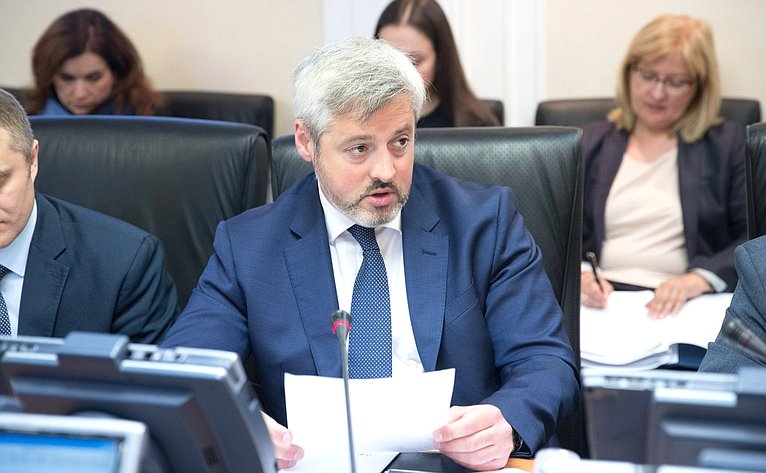 Заседание Комитета СФ понауке образованию икультуре