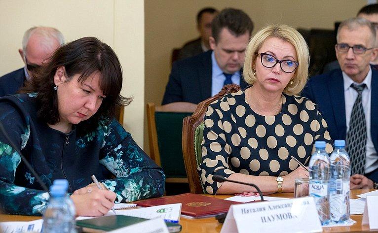 Наталья Наумова иИрина Гехт