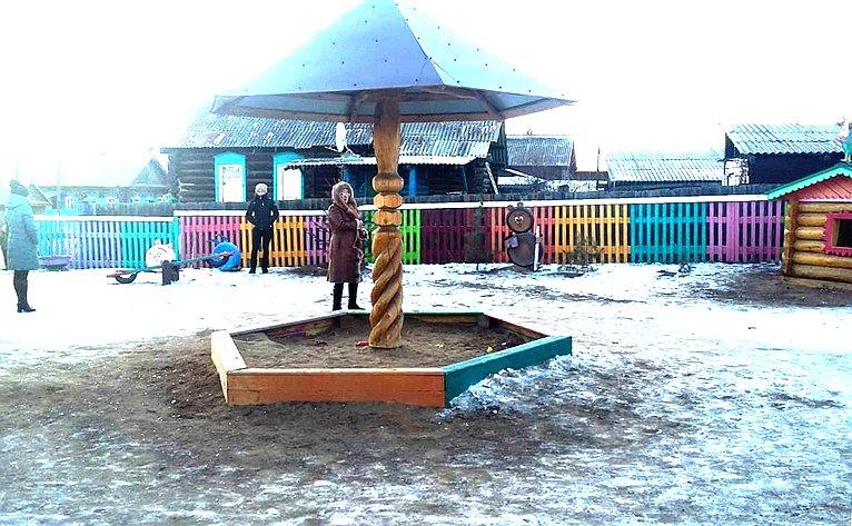 Сергей Михайлов посетил ряд поселков Петровск-Забайкальского района