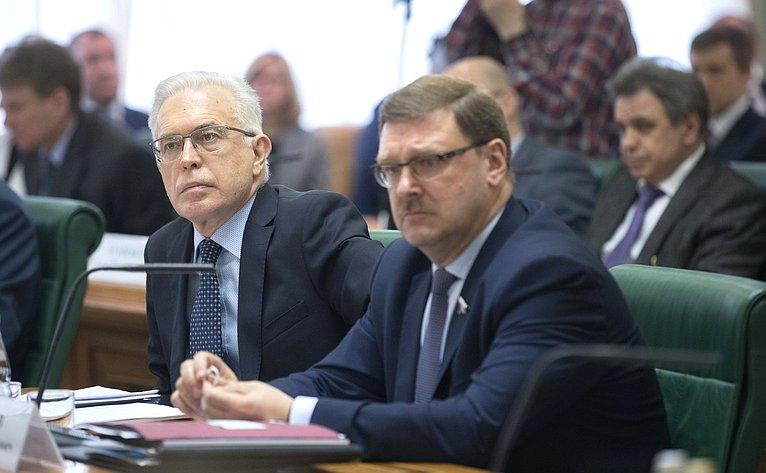 ВСФ состоялось заседание Оргкомитета поподготовке ипроведению 137-й Ассамблеи Межпарламентского союза