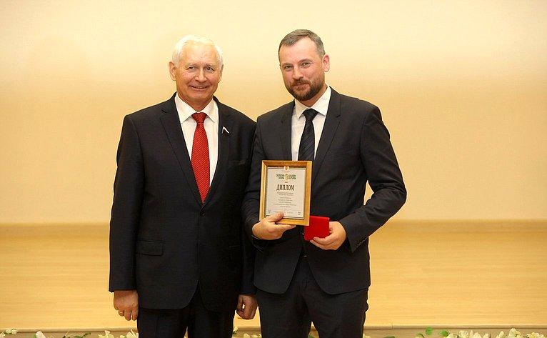 Николай Тихомиров принял участие вторжественных мероприятиях, посвященных Дню работника сельского хозяйства