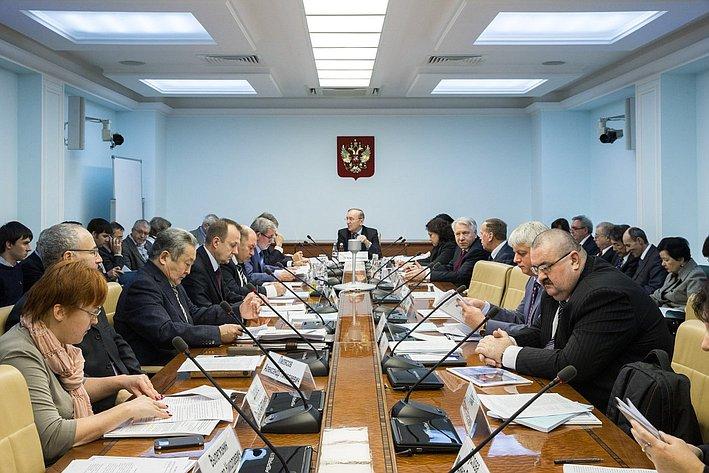 Парламентские слушания на тему «Правовое обеспечение социально-экономического развития Арктической зоны Российской Федерации» 7