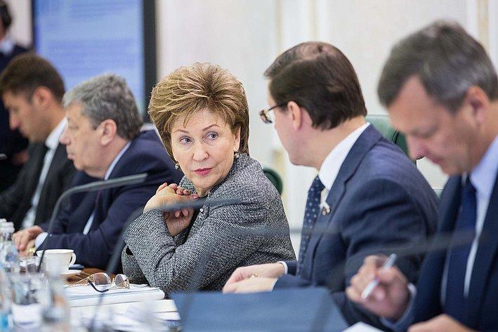 Заседание Совета по вопросам жилищного строительства и содействия развитию ЖКХ