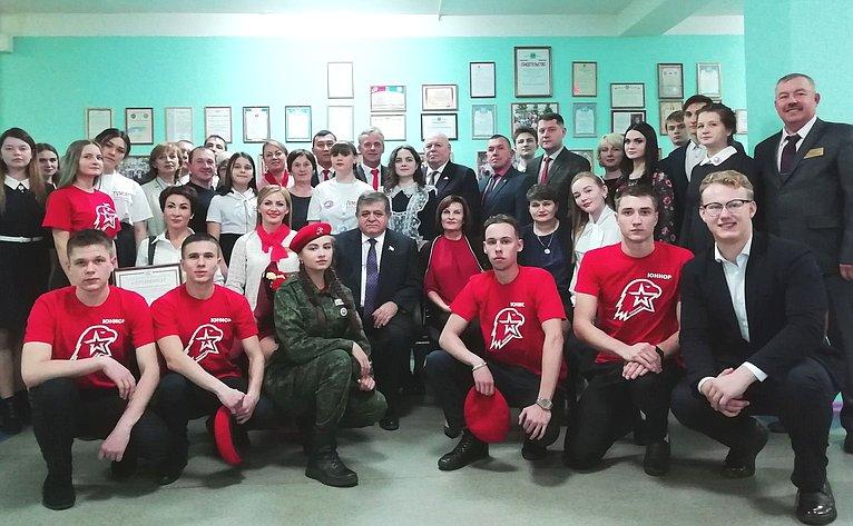 Владимир Джабаров вЕАО