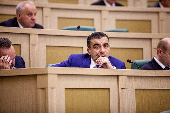353 заседание СФ Хацаев
