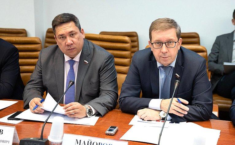 Владимир Полетаев иАлексей Майоров