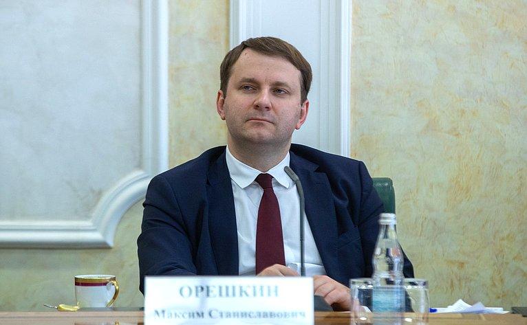 М. Орешкин