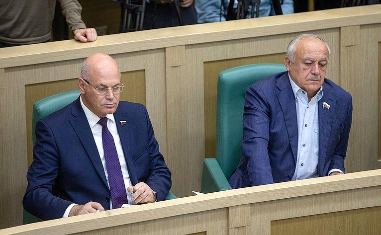 Владимир Круглый иТаймураз Мамсуров