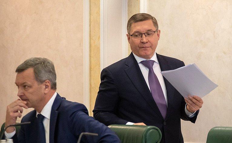 Открытый диалог сучастием Министра строительства ижилищно-коммунального хозяйства РФ В.Якушева