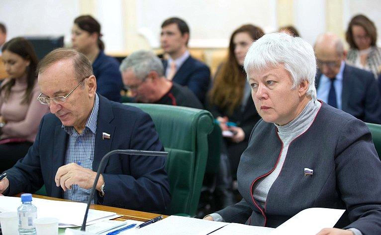 Игорь Чернышенко иОльга Тимофеева