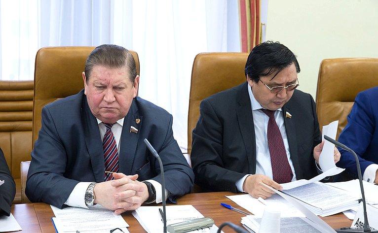 Владимир Литюшкин иАлександр Акимов