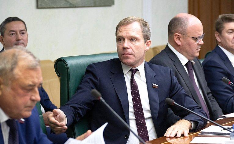 «Круглый стол» натему «Совершенствование законодательства Российской Федерации всфере деятельности унитарных предприятий»
