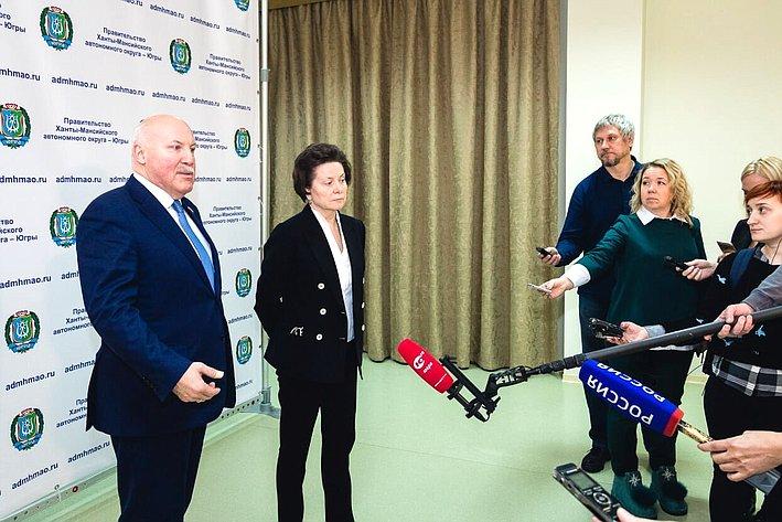 Дмитрий Мезенцев иНаталья Комарова