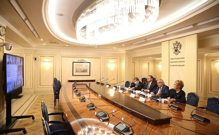«Круглый стол» «75 лет Организации Объединенных Наций: уроки истории исовременные вызовы иугрозы международной безопасности»