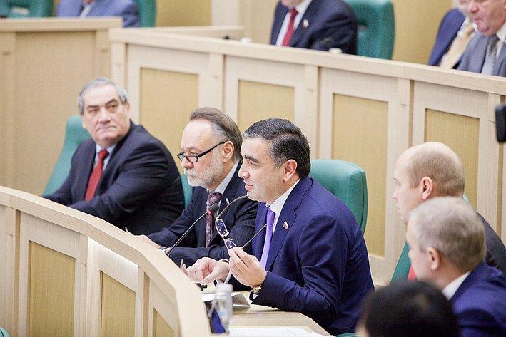 363-е заседание Хацаев, Тотоонов, Тарло