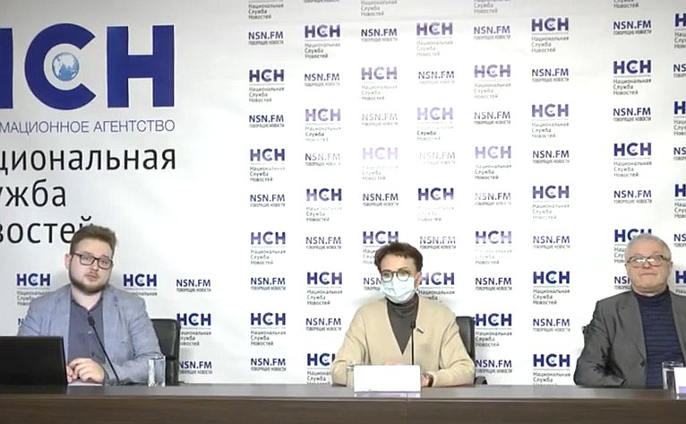 Татьяна Кусайко приняла участие впресс-конференции, посвящённой мерам борьбы скоронавирусом в2021году
