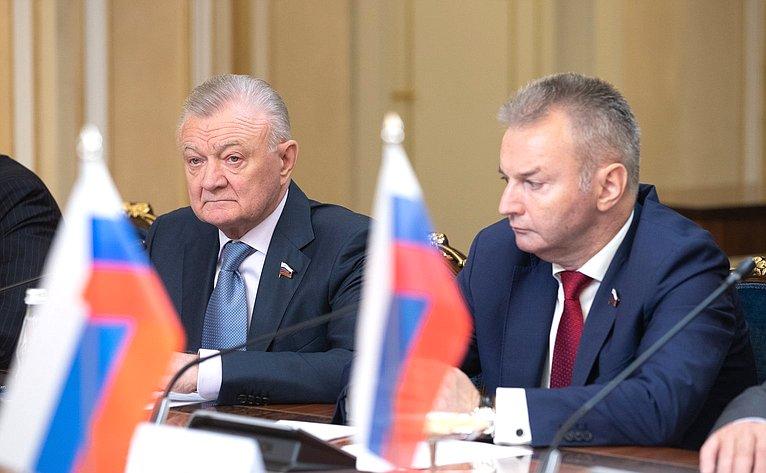 Олег Ковалев иИгорь Каграманян