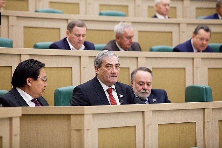 362-е заседание СФ Зал Штыров