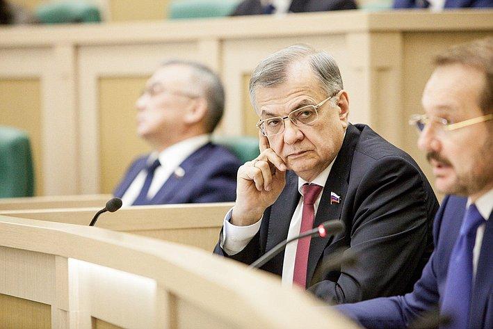 364-е заседание Жиряков