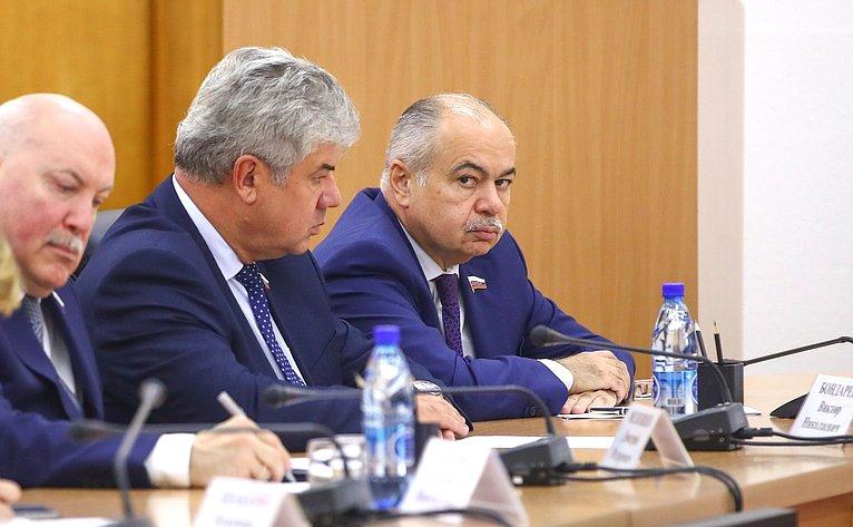Встреча сруководством иактивом Забайкальского края