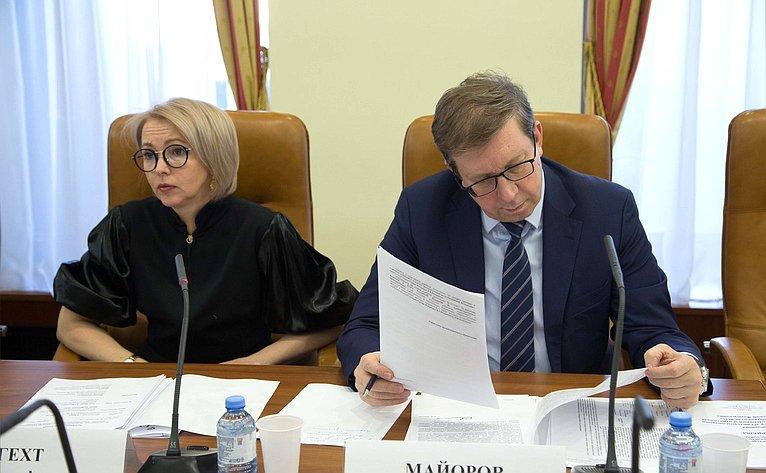 Ирина Гехт иАлексей Майоров