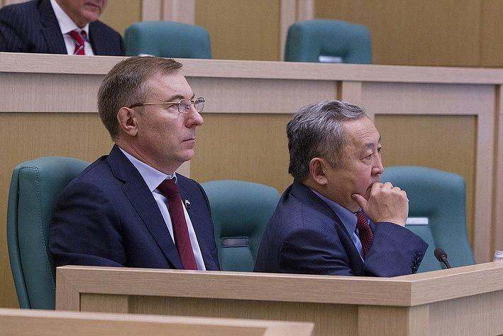 342-е заседание Варфоломеев и Тулохонов СФ-24
