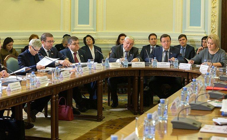 Заседание Организационного комитета 4-го Форума регионов Беларуси иРоссии
