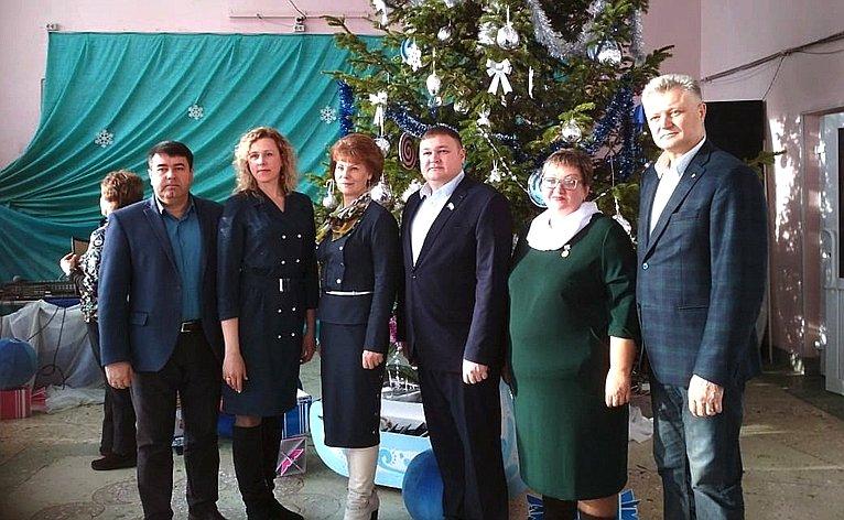 Т. Гигель приняла участие вподведении итогов работы общественных организаций Майминского района Республики Алтай