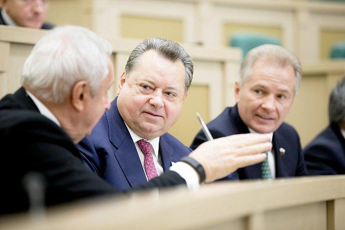 369-е заседание Невзоров
